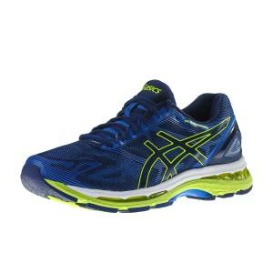 נעלי אסיקס לגברים Asics Gel-Nimbus 19 - כחול
