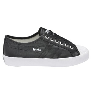 נעלי גולה לנשים Gola Coaster Metallic - שחור