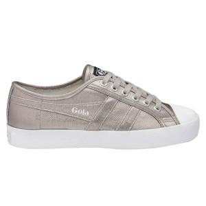 נעלי גולה לנשים Gola Coaster Metallic - אפור