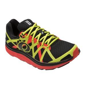 נעלי פרל איזומי לגברים Pearl Izumi EM Road H3 V2 - שחור/אדום