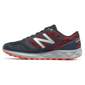 מוצרי ניו באלאנס לגברים New Balance MT590 V2 - אפור/כתום