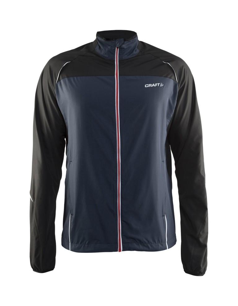 מוצרי Craft לגברים Craft Prime Jacket - שחור/כחול