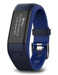 מוצרי Garmin לנשים Garmin Vivosmart HR Plus - כחול כהה
