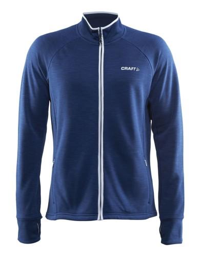 מוצרי Craft לגברים Craft Warm Jacket - כחול כהה