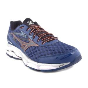 נעלי מיזונו לגברים Mizuno Wave Inspire 12 - כחול כהה