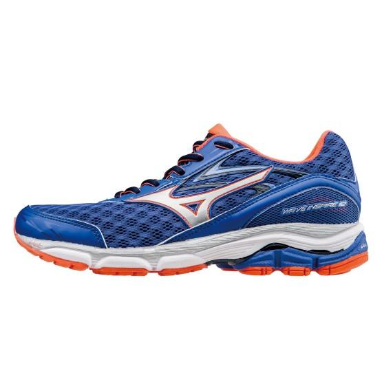 נעלי מיזונו לנשים Mizuno Wave Inspire 12 - כחול
