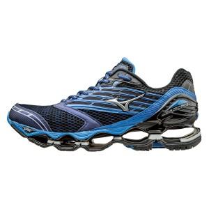 נעלי מיזונו לגברים Mizuno Wave Prophecy 5 - שחור/כחול
