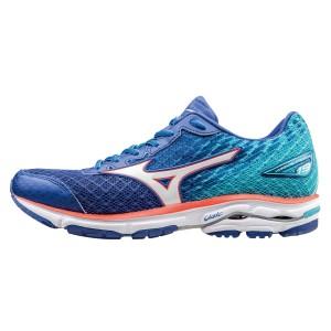 נעלי מיזונו לנשים Mizuno Wave Rider 19 - כחול/תכלת