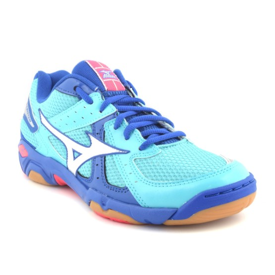 נעלי מיזונו לנשים Mizuno Wave Twister 4 - טורקיז
