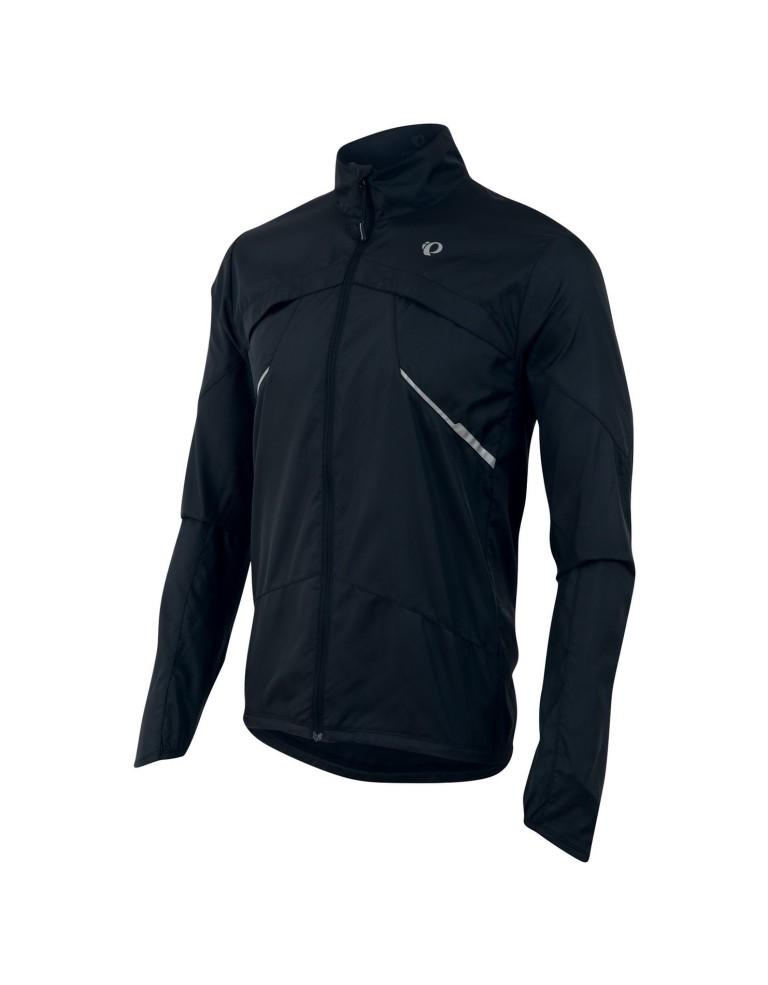 מוצרי פרל איזומי לגברים Pearl Izumi Fly Jacket - שחור