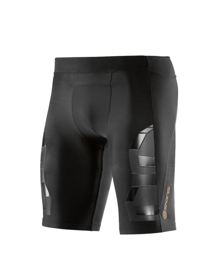מוצרי Skins לגברים Skins A400 Half Tights - שחור