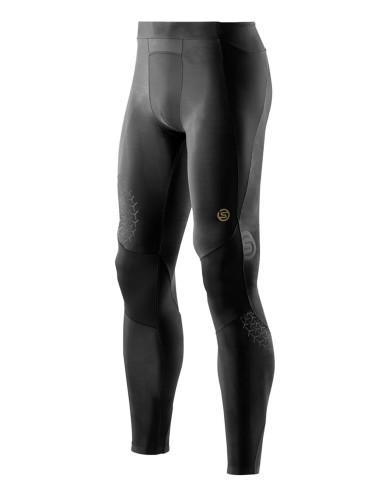 מוצרי Skins לגברים Skins A400 Long Tights - שחור
