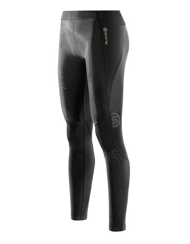 מוצרי Skins לנשים Skins A400 Long Tights - שחור