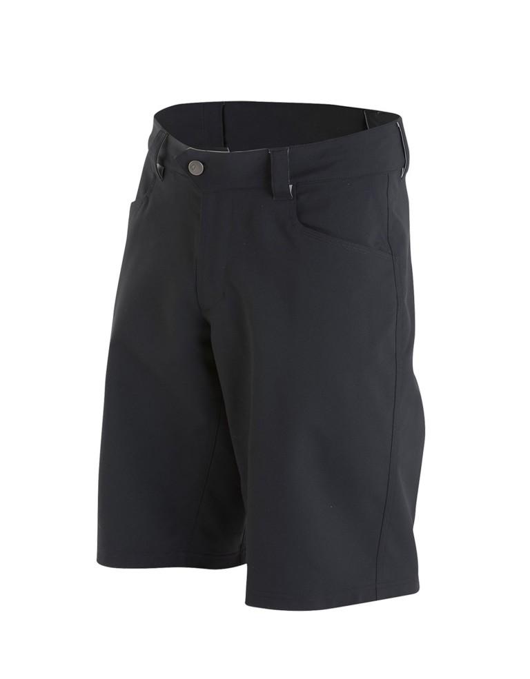 מוצרי פרל איזומי לגברים Pearl Izumi Canyon Short - שחור
