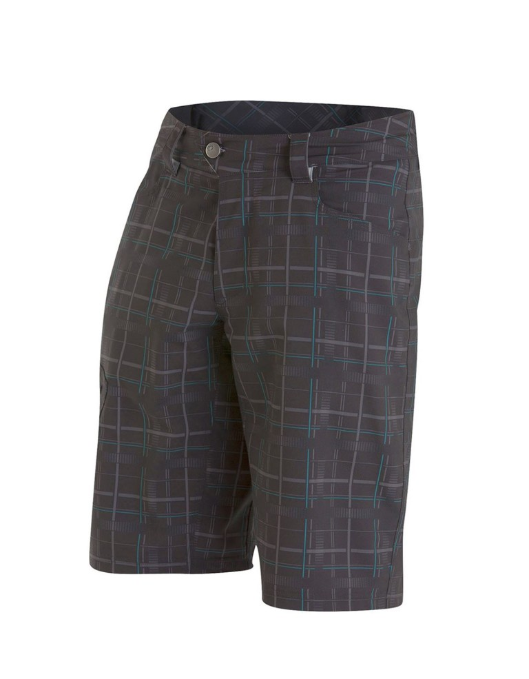 מוצרי פרל איזומי לגברים Pearl Izumi Canyon Short - אפור