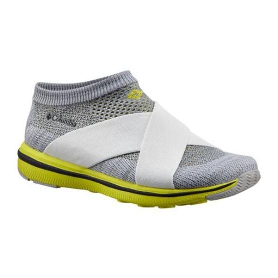 נעלי קולומביה לנשים Columbia Chimera Slip - לבן/אפור