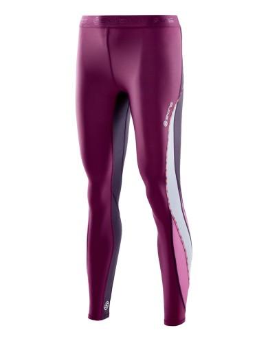 מוצרי Skins לנשים Skins DNAmic Long Tights - סגול