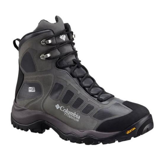 נעלי קולומביה לגברים Columbia Daska Pass III Outdry Extreme - שחור