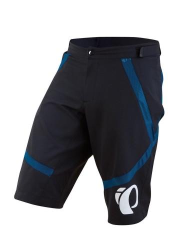 מוצרי פרל איזומי לגברים Pearl Izumi Divide Short - שחור/כחול