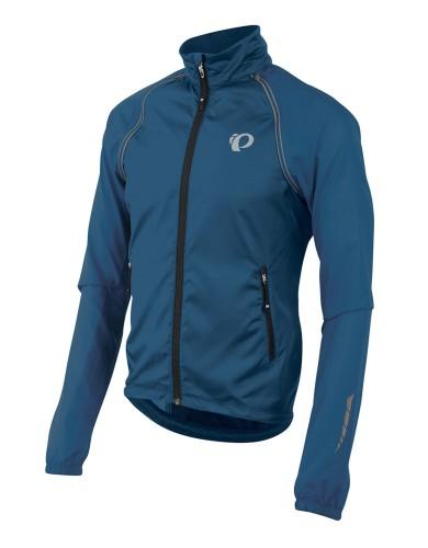 מוצרי פרל איזומי לגברים Pearl Izumi Elite Barrier Convertible Jacket - כחול