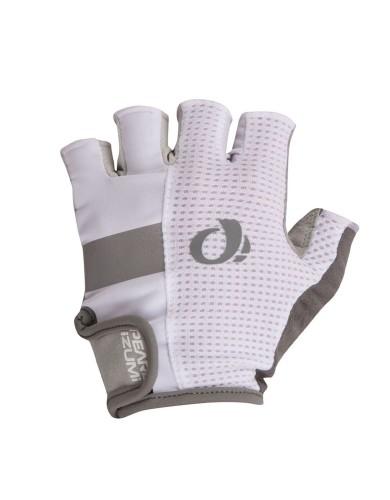 מוצרי פרל איזומי לגברים Pearl Izumi Elite Gel Glove - לבן/אפור