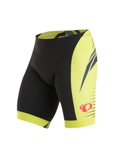 מוצרי פרל איזומי לגברים Pearl Izumi Elite InRCool LTD Tri Short - שחור/צהוב