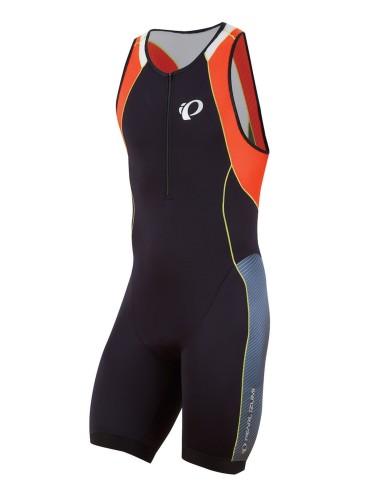 מוצרי פרל איזומי לגברים Pearl Izumi Elite InRCool Tri Suit - שחור/כתום