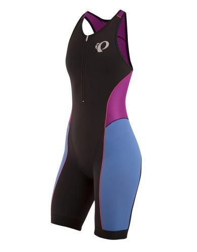 מוצרי פרל איזומי לנשים Pearl Izumi Elite Pursuit Tri Suit - שחור