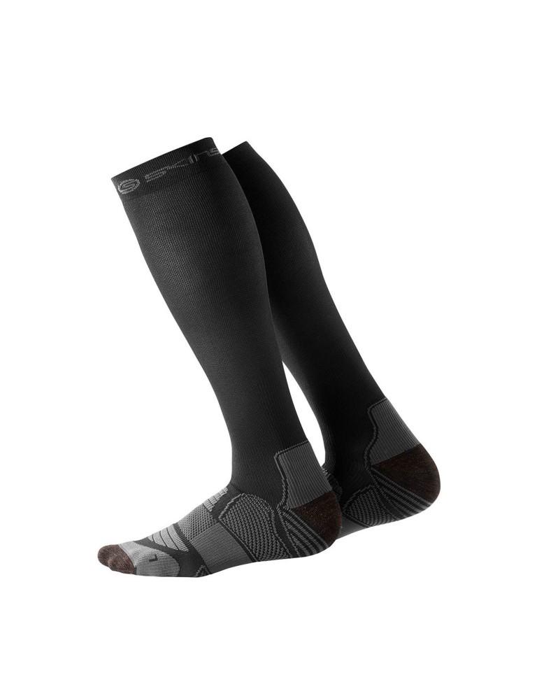 מוצרי Skins לגברים Skins Essentials Active Socks - שחור/אפור
