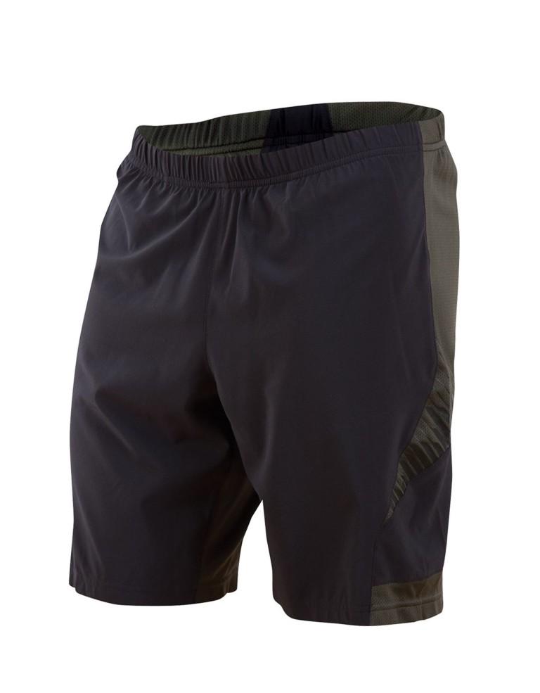 מוצרי פרל איזומי לגברים Pearl Izumi Flash 2 In 1 Short - שחור