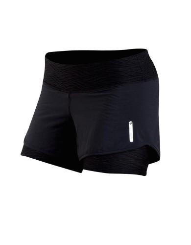 מוצרי פרל איזומי לנשים Pearl Izumi Flash 2 in 1 Short - שחור