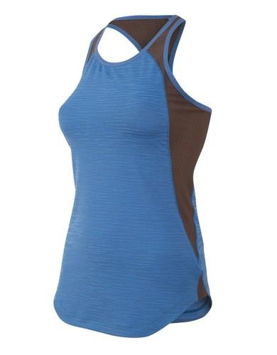 מוצרי פרל איזומי לנשים Pearl Izumi Flash Singlet - כחול