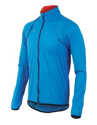 מוצרי פרל איזומי לגברים Pearl Izumi Fly Convertible Jacket - כחול