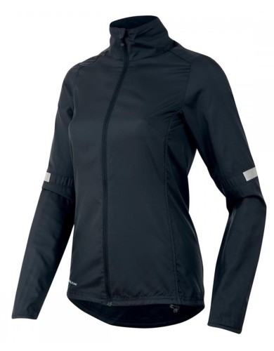 מוצרי פרל איזומי לנשים Pearl Izumi Fly Jacket - שחור