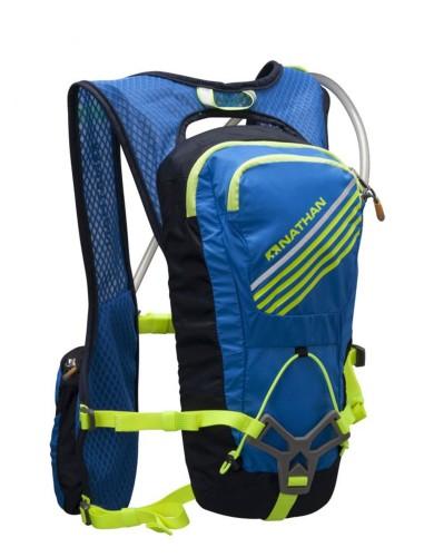 מוצרי Nathan לנשים Nathan Grit Race Vest - כחול