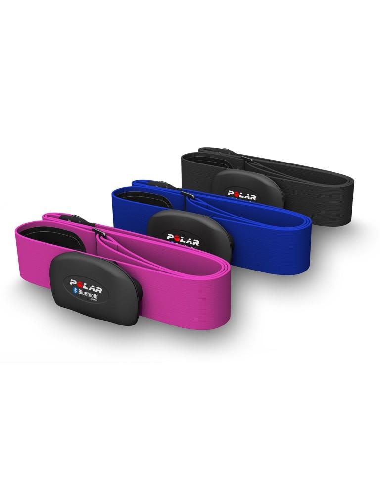 מוצרי Polar לנשים Polar H7 Heart Rate Sensor - כחול