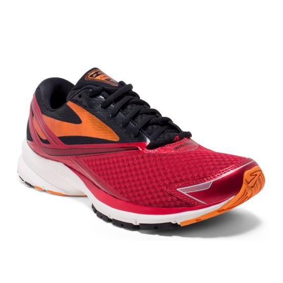 נעלי ברוקס לגברים Brooks Launch 4 - שחור/אדום