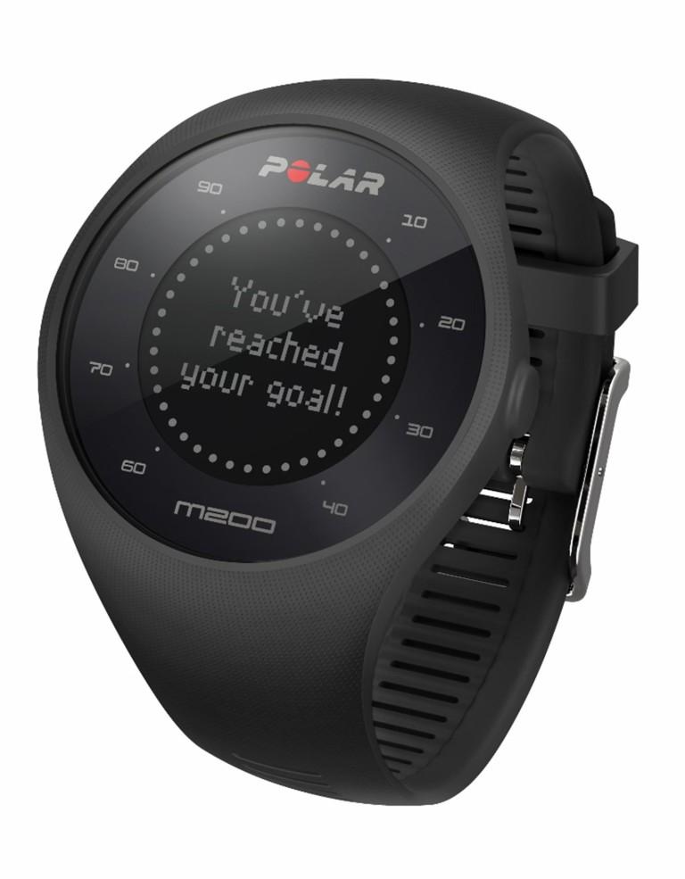 מוצרי Polar לנשים Polar M200 GPS - שחור