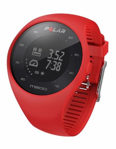 מוצרי Polar לנשים Polar M200 GPS - אדום