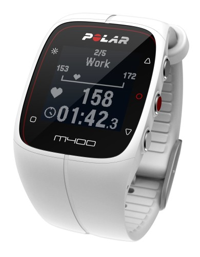נעלי Polar לנשים Polar M400 GPS - לבן