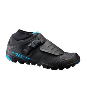 נעלי שימנו לגברים Shimano ME7 - שחור