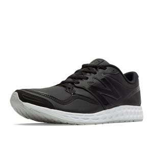 נעלי ניו באלאנס לגברים New Balance ML1980 - עור שחור