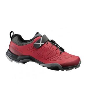נעלי שימנו לגברים Shimano MT5 - אדום