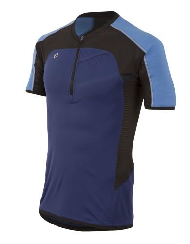 מוצרי פרל איזומי לגברים Pearl Izumi Pursuit Endurance SS - כחול כהה