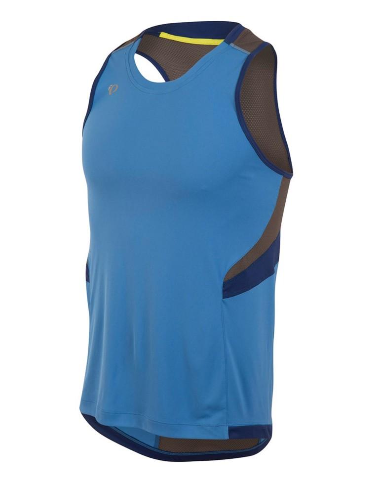 מוצרי פרל איזומי לגברים Pearl Izumi Pursuit Singlet - כחול
