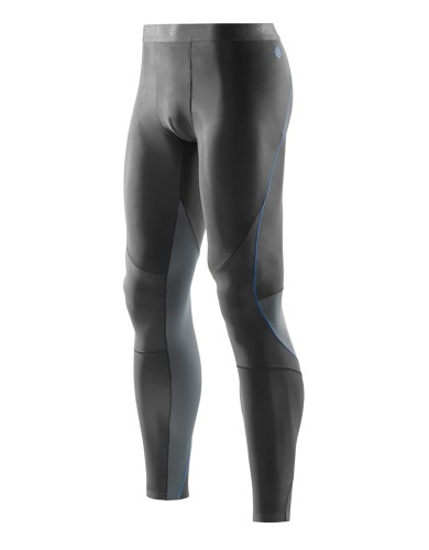 מוצרי Skins לגברים Skins RY400 Recovery Long Tights - שחור