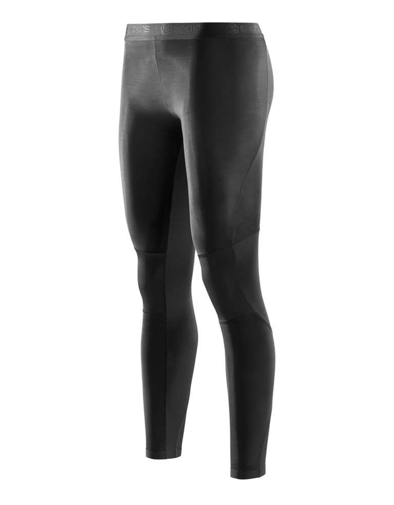 מוצרי Skins לנשים Skins RY400 Recovery Long Tights - שחור