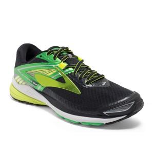 נעלי ברוקס לגברים Brooks Ravenna 8 - שחור/ירוק