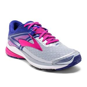 נעלי ברוקס לנשים Brooks Ravenna 8 - אפור/סגול
