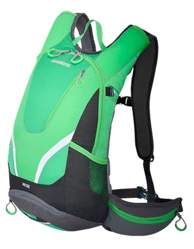 מוצרי שימנו לנשים Shimano Rokko All Round 12L - ירוק